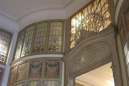 Bruxelles for Art nouveau interieur